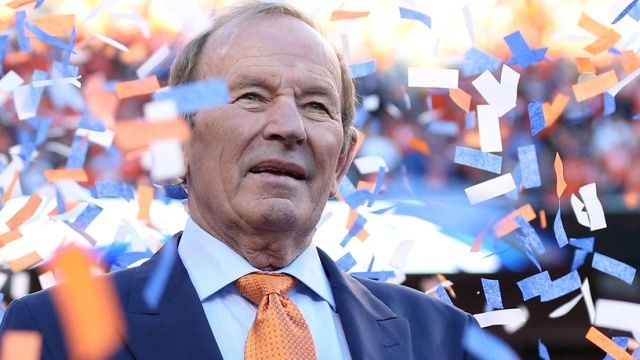 Denver Broncos owner Pat Bowlen deserves more respect than the local Denver TV news station has given him the last few days.