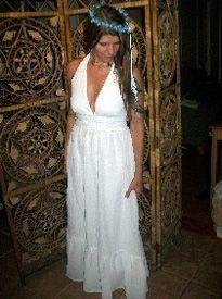 1000  ideas about Hippy Wedding Dresses on Pinterest  Hippie ...