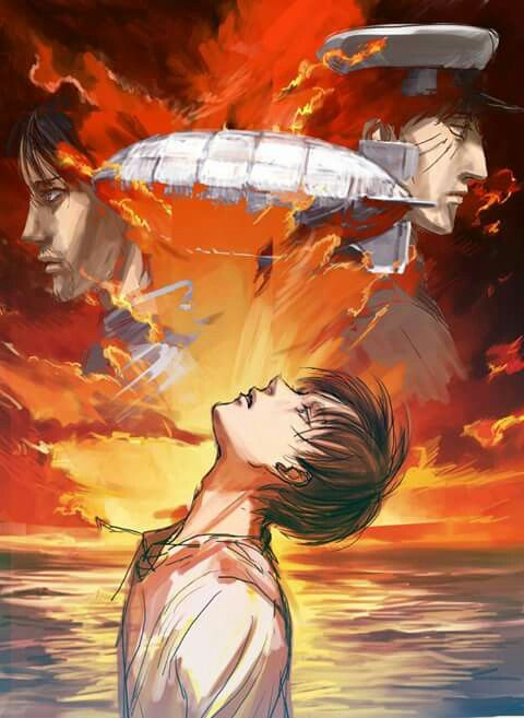 Beyond the walls | Attack on Titan