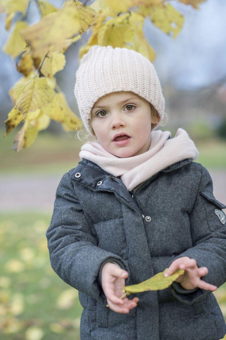 New Official Photos of Princess Estelle of Sweden Nov. 23, 2015