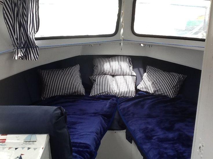 Norman 23 cabin / canal cruiser boat | eBay