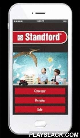 Standford 2016  Android App - playslack.com ,  Gracias a la realidad aumentada verás cómo se escapan del papel los Saurus, Mitzy, Pets y Top Gear. ¡Increíble!. Thanks to augmented reality you will see how to escape the Saurus paper, Mitzy, Pets and Top Gear. Incredible !.