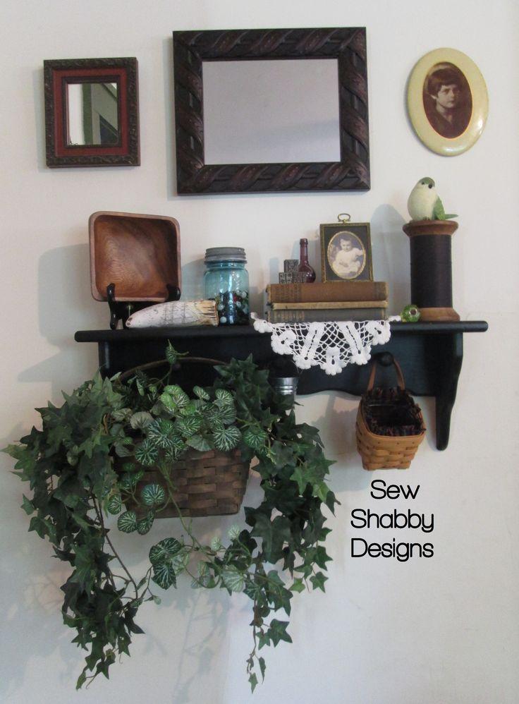 Primitive shelf decor 35 best cathgrace