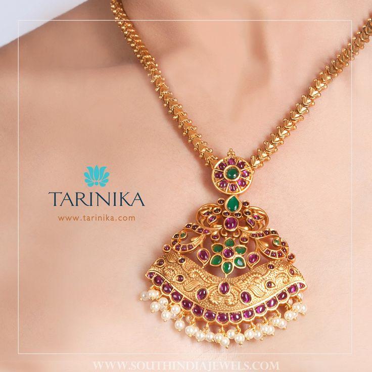 Antique+Attigai+Necklace+From+Tarinika
