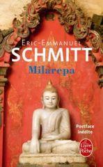Carnet de lecture - Milarepa - Eric-Emmanuel Schmitt - Albin Michel - 1997