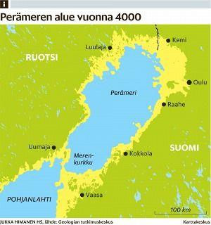 Maan kohoamista Perämerellä kävi viime vuonna ihmettelemässä matkailijoita ainakin 46 maasta - Itämeri - Kotimaa - Helsingin Sanomat