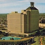 The Shamrock Hilton...this was where my parents spent their honeymoon.