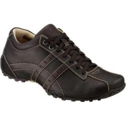 @Overstock - Striped oxford on nubbed O/S. Another exciting men's casual shoe style from SKECHERS Footwear!.http://www.overstock.com/Clothing-Shoes/Mens-Skechers-Citywalk-Midnight-Black/7379354/product.html?CID=214117 $62.95