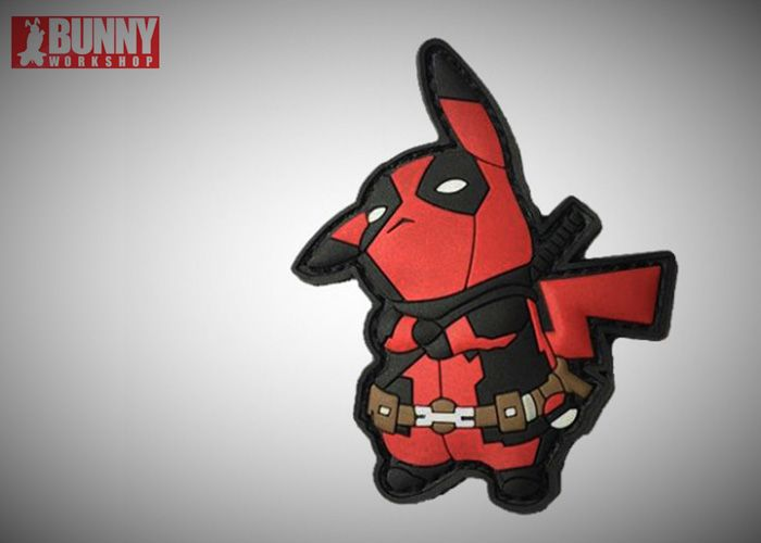 Bunny Workshop 69 Tactical PikaPool Patch