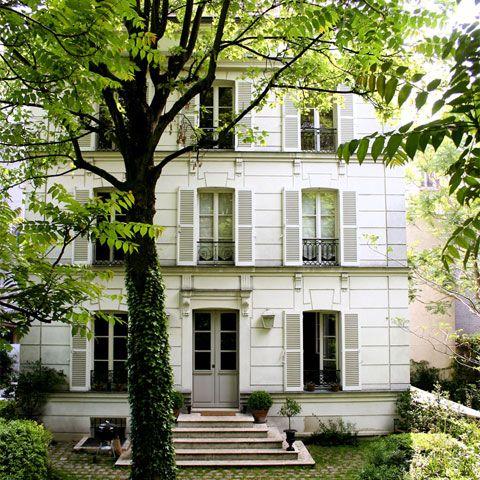 Hôtel Particulier Montmartre - 23, Avenue Junot 75018 Paris  hotel-particulier-montmartre.com