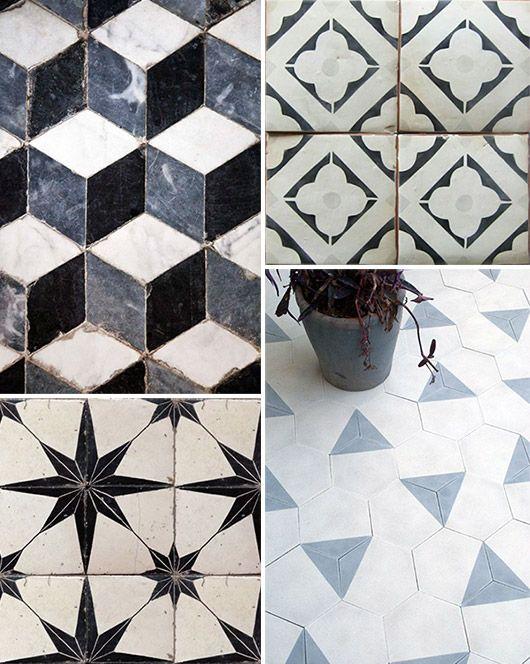 friday finds: floor tiles. / sfgirlbybay