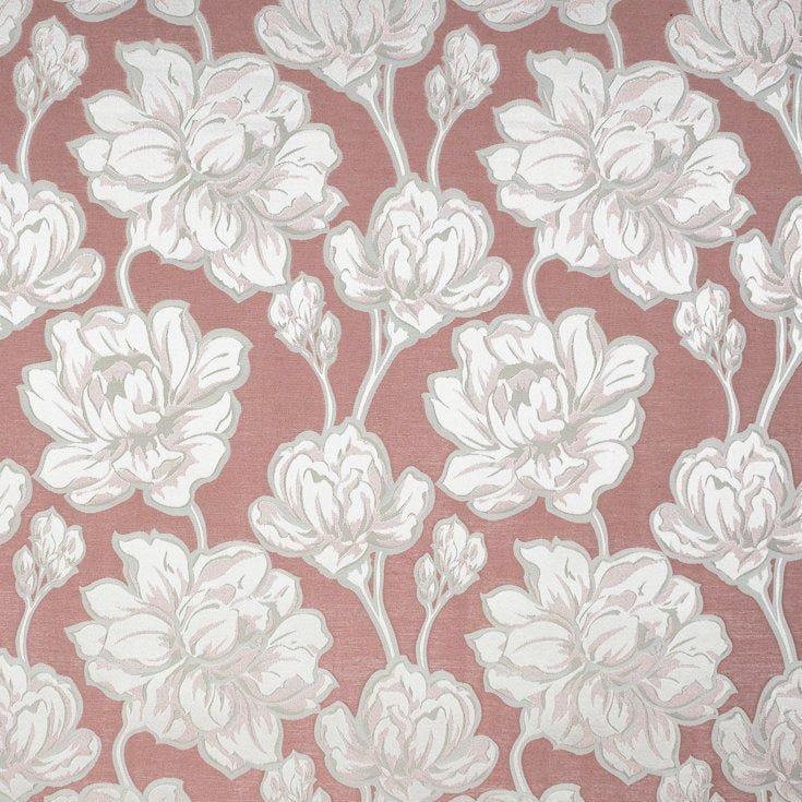 Floral Fabric By Fibre Naturelle Fabric For Upholstery Home Decor Bedding Roman Blinds Curtains Craft Projects Floral Fabric Roman Blinds Craft Projects