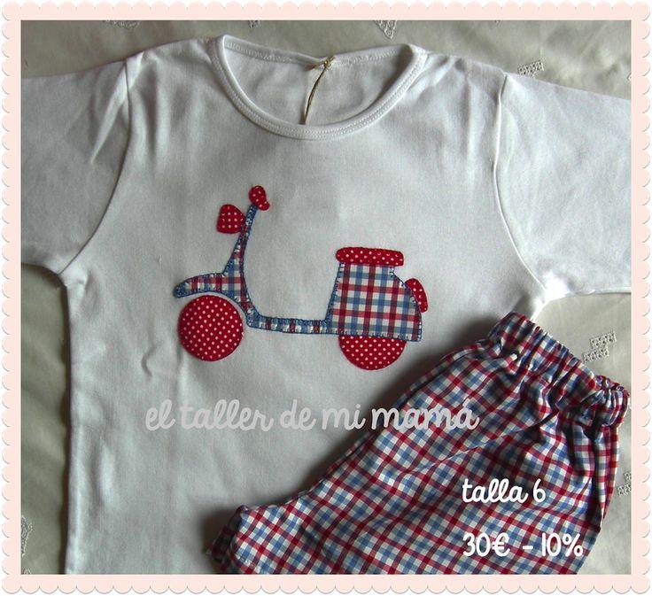 El taller de mi mamá - Ropa, Decoración y Regalos personalizados para niñas y niños: -50% Outlet de Verano 2014