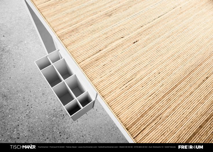 Für die Arbeit, für das Lieblingsessen oder die schöne Blumenvase. Tische von www.tischmanier.com