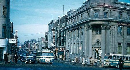 Wellington sud  1956