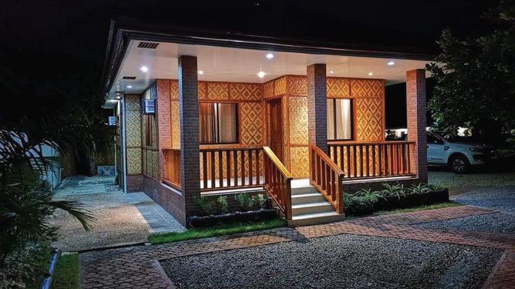 Amakan Native 2 Bebroom House Youtube Philippines