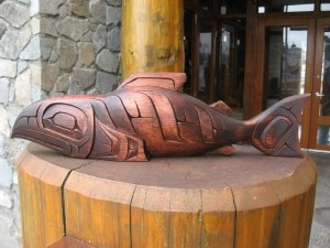 An Authentic Nuu-Chah-Nulth (West Coast) Traditional & Contemporary Native Art Gallery in Ucluelet, BC.
