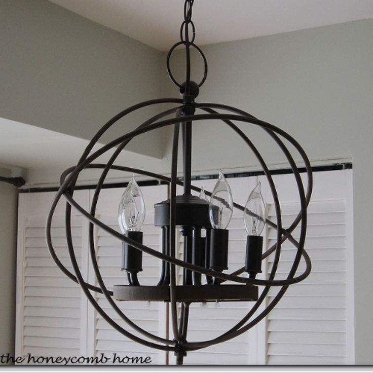 Best 25+ Orb chandelier ideas on Pinterest