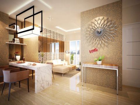 Apartemen Puri Orchard Jakarta Barat