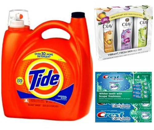 *HOT* BJ's Wholesale: Score Tide, Olay and Crest for Only $1.43!!!!!! (starts 4/11)