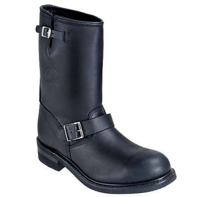 Carolina steel toe engineer boots, still kicking after 15+ years!!