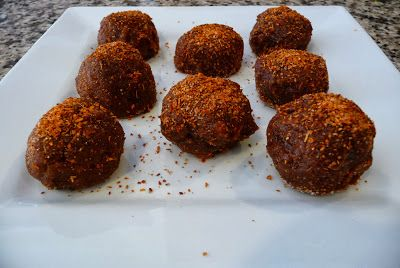 Mexican Candy, Tamarindo Balls ~ Easy Cooking