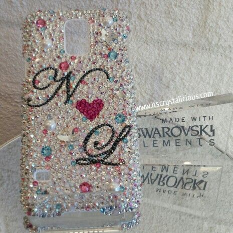 "Another Happy Crystalicious® Customer   ""Nicole, thank you so so much for the stunning case. its sooooooo beautiful!!!!!  u truly are so gifted!!!!  def will be a repeat customer!!! xx""   www.itscrystalicious.com   #swarovskielements #swarovski #amazing #bling #beautiful #bedazzled #blingphone #crystalicious #customer #cover #custom #crystals #designer #diamonds #butterflies #embellished #fashionblogger #handmade #instasparkle #heart #initials #love #personalized #satisfied #sparkle #shine…"