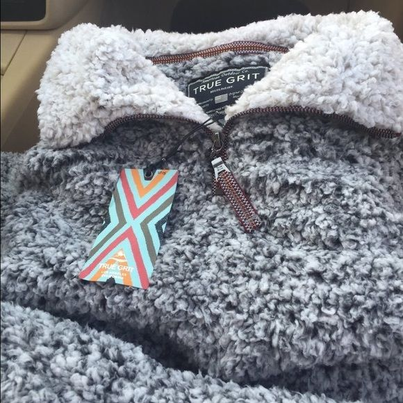 True Grit Jackets & Coats - True Grit Pullover