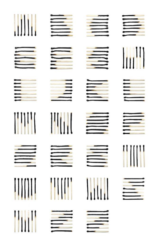 Strike: an experimental typeface - Chase Tarkington
