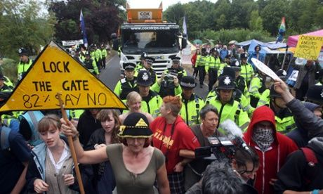 David Cameron: UK must accept the potential of #fracking and need not worry about environmental concerns #Environment