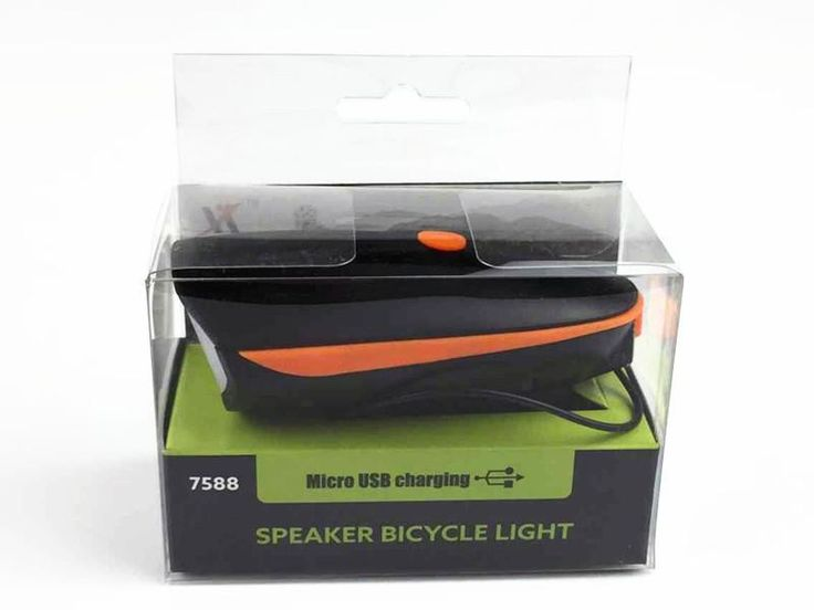 Biking Electric Horn & Super Bright Headlight