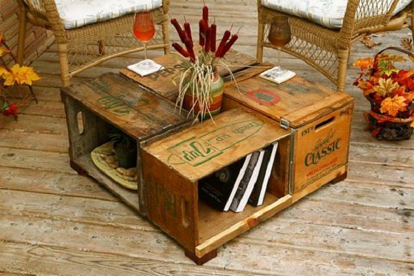 Dog Crate Coffee Table Plans Downloadable Free Plans