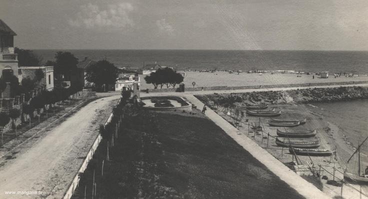 Mangalia - Faleza - 1938