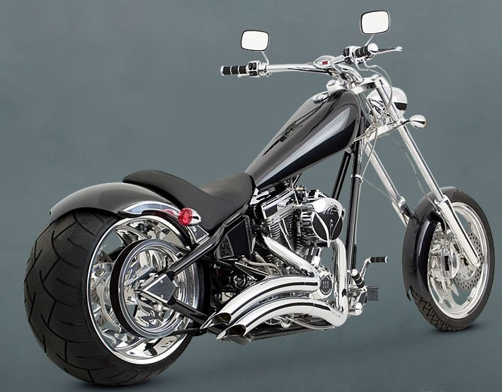 American Ironhorse, Outlaw Chopper.