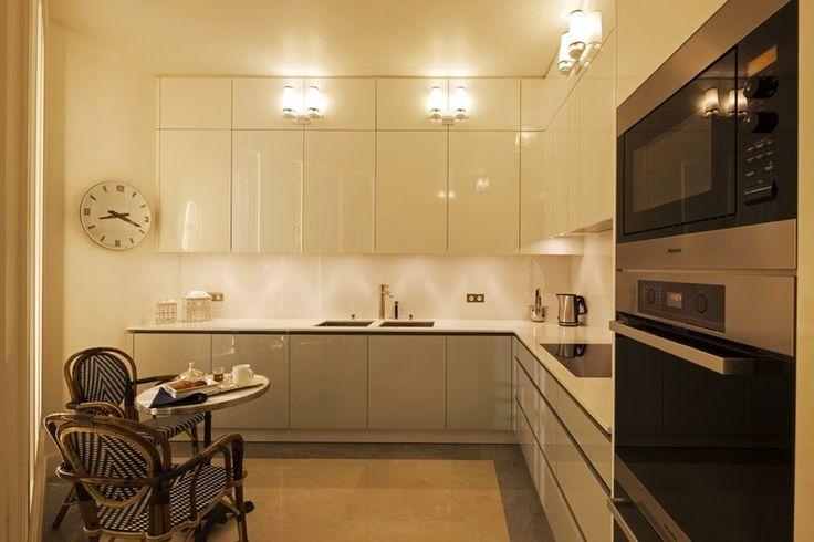 """eremas studio: Парижская квартира в """"Золотом треугольнике"""""""