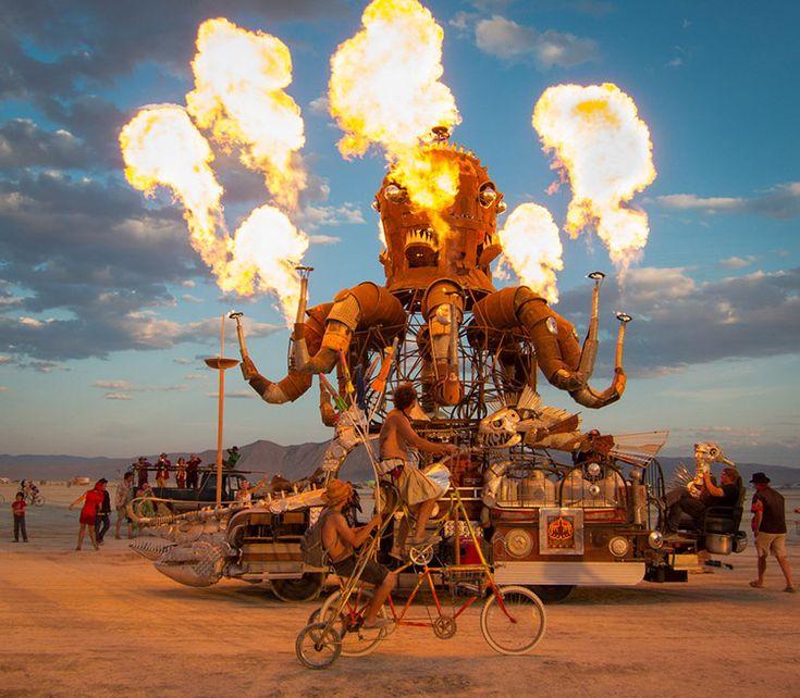 burning man - Cerca con Google