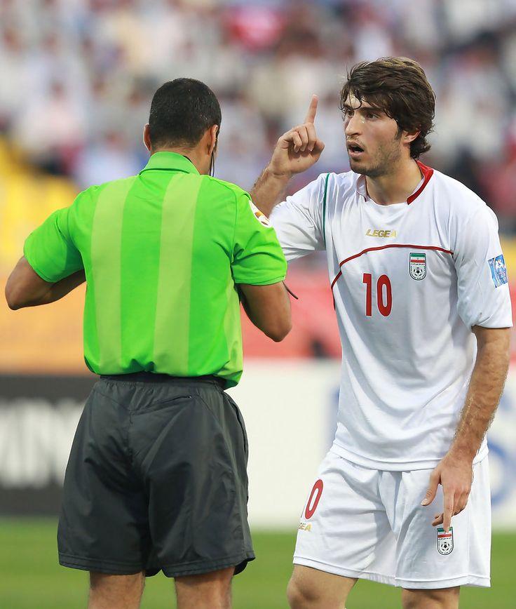 Karim Ansarifard : AFC Asian Cup - DPR Korea v Iran