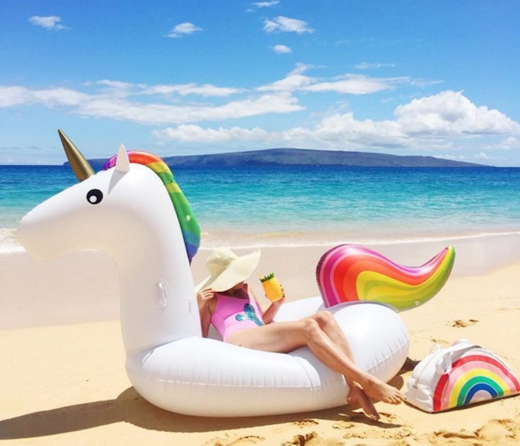 Go ahead, let that inflatable swan float away—these seven on-trend items will make your sunny beach trips and healthy park picnics the most photo-ready (and memorable) of summer 2016.