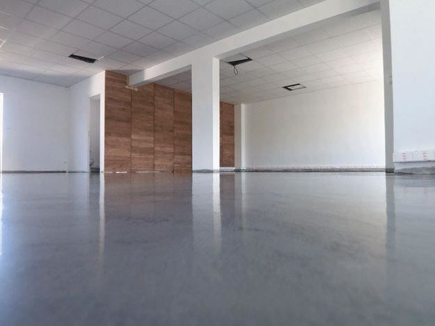 Las 25 mejores ideas sobre pisos de cemento pulido en for Piso hormigon pulido