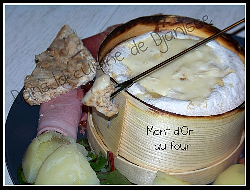 Mont d 39 or au four fromage suisse swiss cheese - Fromage mont d or au four ...
