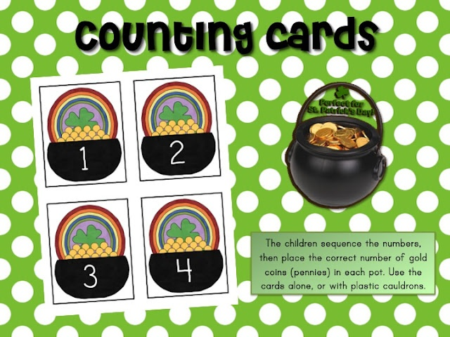 Here's a huge collection of St Patrick's day themed activities for a range of math topics, including counting, teen numbers, ten frames, addition, number matching, and more. Also includes some literacy activities.: Kindergarten Counted, Counted Cards, Math Literacy, Ricca Kindergarten, Literacy Center, St. Patrick'S Day, Patrick'S Dayrainbow, Kindergarten Marching, Marching Math