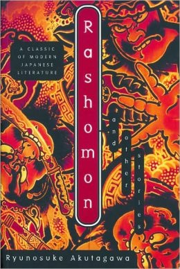 """Rashomon 羅生門 by AKUTAGAWA Ryunosuke (1892-1927), Japan - """"A man sometimes devotes his life to a desire which he is not sure will ever be fulfilled. Those who laugh at this folly are, after all, no more than mere spectators of life."""" 芥川龍之介"""
