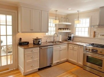 Cape Cod Kitchen Super Cute It Has It All And So Small