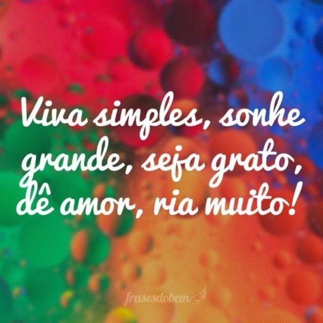 #tudodebom #vida #inspiracao