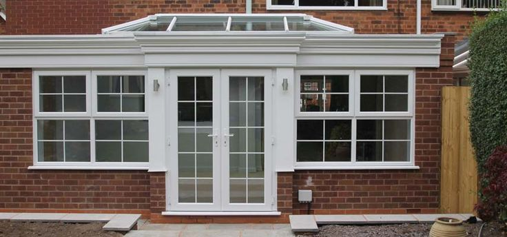 uPVc Orangeries | uPVC Orangery in Sutton Coldfield, West Midlands