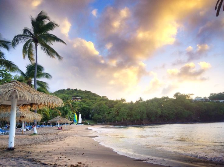 Smugglers Cove Resort, Gros Islet, St. Lucia. Photo by Janalee Robison.