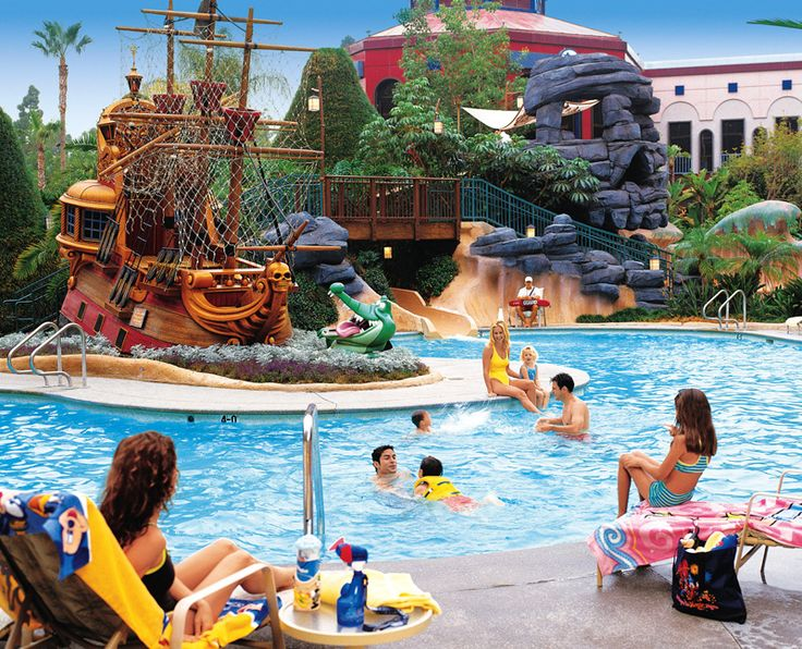 Picturs Of Really Cool Pools Kid Friendly Disney Hotels And Near Disneyland For Families
