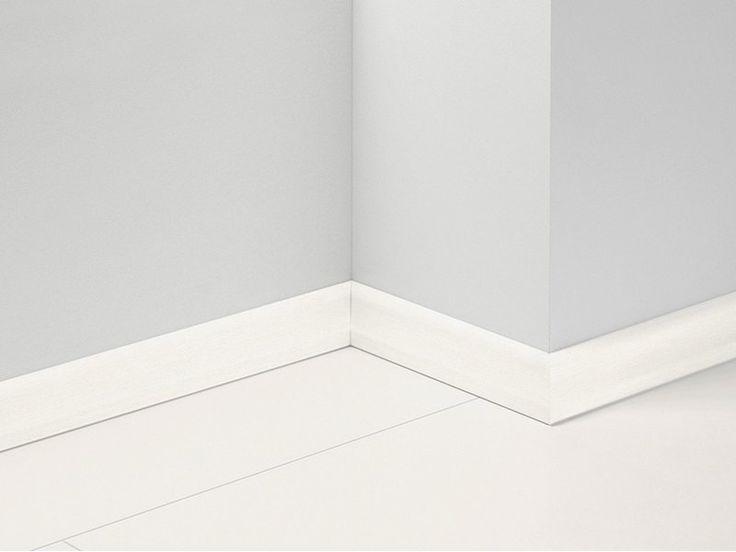 Material: MDF • Sockelleiste: 60 mm x 20 mm • Innenliegender Kabelkanal ✓ Parador Sockelleiste SL 4 Esche E002 60 mm x 20 mm Länge 2570 mm bei OBI