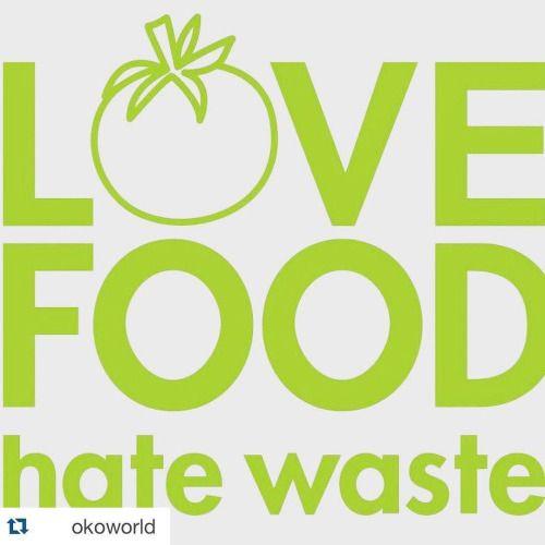 #noesbasura @okoworld with @repostapp.  Hate waste. #Climate...