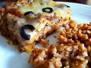 Mexican lasagna | Keeper Recipes | Pinterest